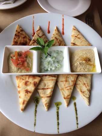 Katre Bistro: Appetizer. Made fresh in house.