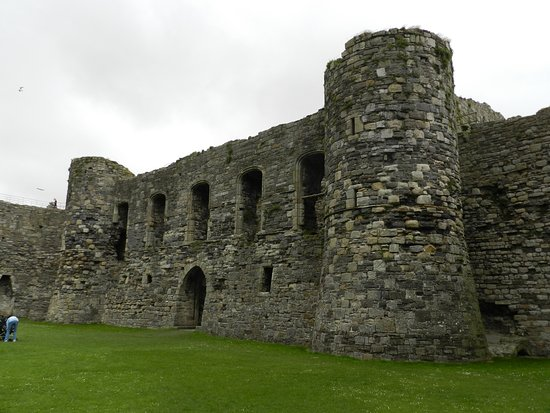 Beaumaris, UK : The Keep