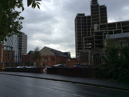 Cheap Hotels In Ipswich Town Centre