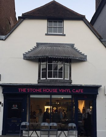 The Stone House Vinyl Cafe