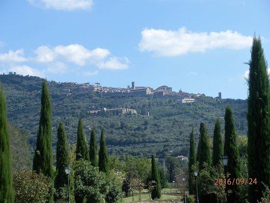 Relais Villa Baldelli : Nearby Cortona.