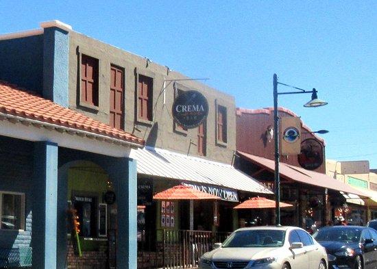 Crema Craft kitchen Bar, Cottonwood, Arizona