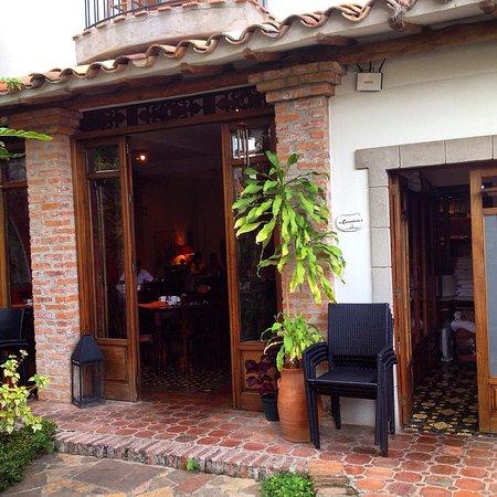 Posada Casa Sol, Mérida Venezuela.