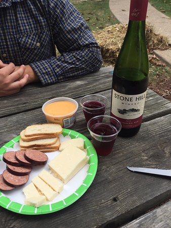 Hermann, MO: Stone Hill Winery
