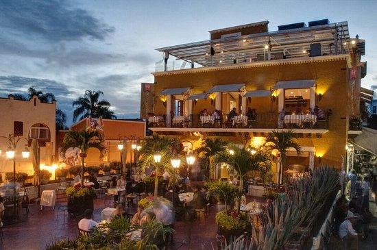 Foto de restaurante casa hidalgo cuernavaca casa hidalgo for Restaurante casa jardin