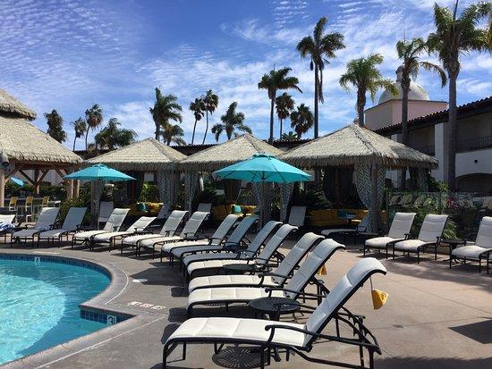 Kona Kai Resort & Spa, A Noble House Resort: Kona Kai pool - photo by Carrie Finley Bajak