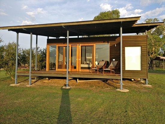 Mary River National Park, Australien: Habitat Lodge