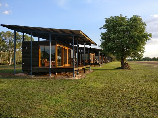 Mary River National Park, Australien: Habitat Lodges