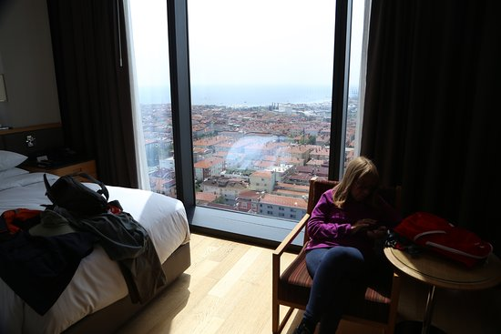 DoubleTree by Hilton Istanbul - Old Town: Preparados para salir
