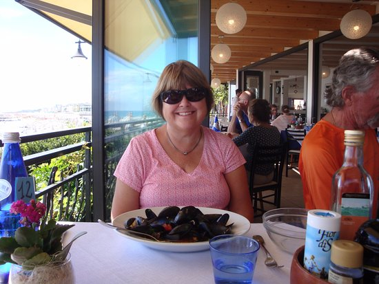 Hotel Negretto: Mussels
