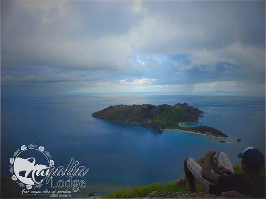 Waya Lailai, Φίτζι: Summit Walk View