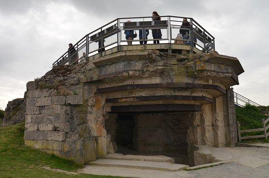 Ravenoville, Francia: bunker