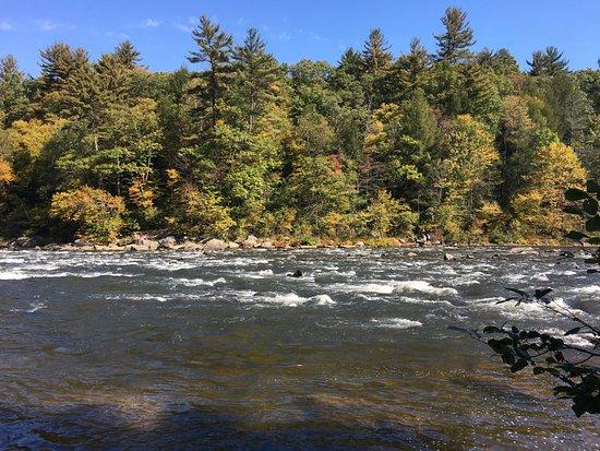 Ohiopyle, Pensilvanya: Beautiful Views - Yough