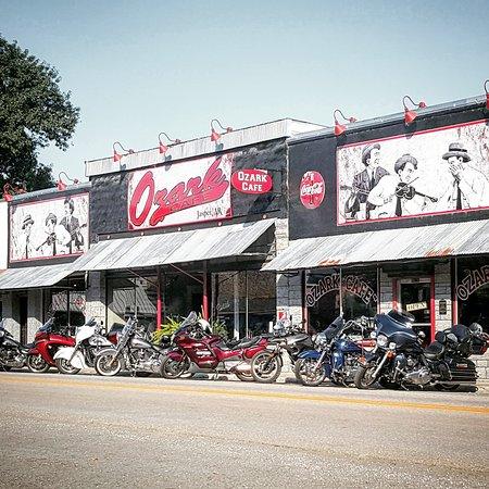 Jasper, أركنساس: Ozark Cafe