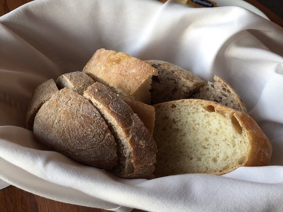 Eagle River, WI: Fresh bread!