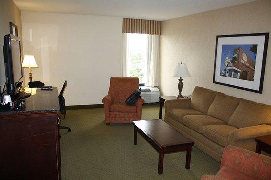 ฮอร์นเลค, มิซซิสซิปปี้: King Bed Suite