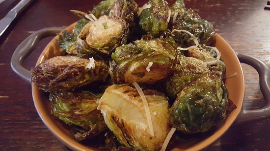 Downingtown, PA: Amazing brussels sprouts appetizer