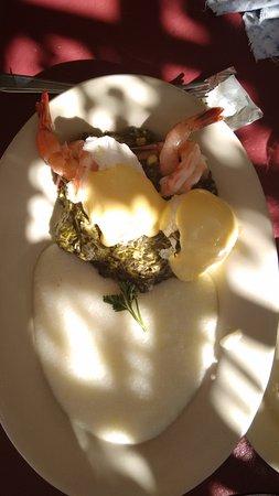 Lucile's: Eggs Sardau
