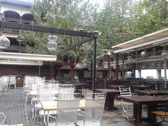 Manuc's Inn (Hanul lui Manuc): άδειο!