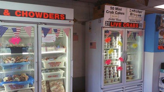 Тревозе, Пенсильвания: American Crab Company