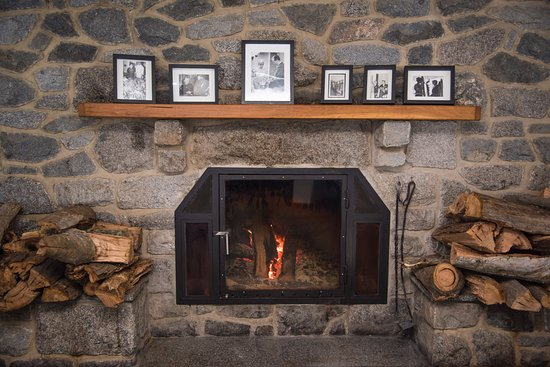 Perisher Valley, Australie : A warm and cosy setting, just what you need at the end of a skiing day