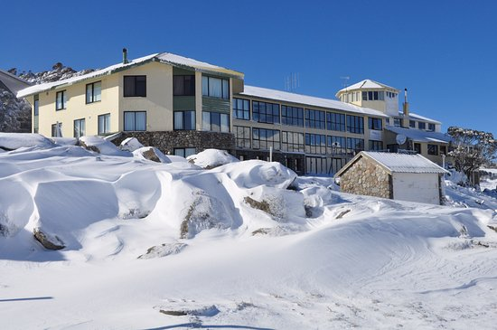 Perisher Valley, Australie : The restaurant is located in Marritz Hotel.  Reservations are essential on 02 6457 5220