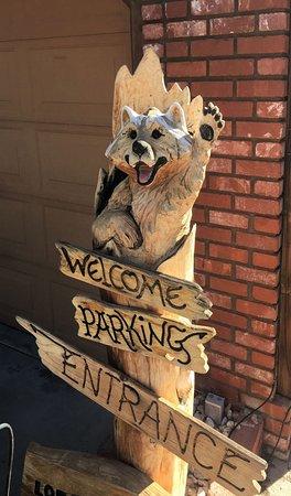 Alpenhorn Bed and Breakfast Inn : A warm welcome