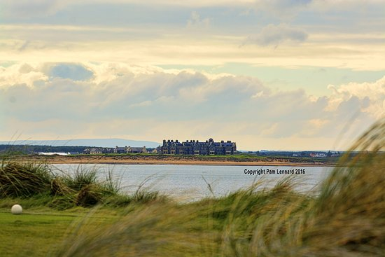 Doonbeg, Irland: View from the golf course
