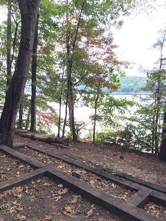 Salem, Южная Каролина: Devils Fork State Park