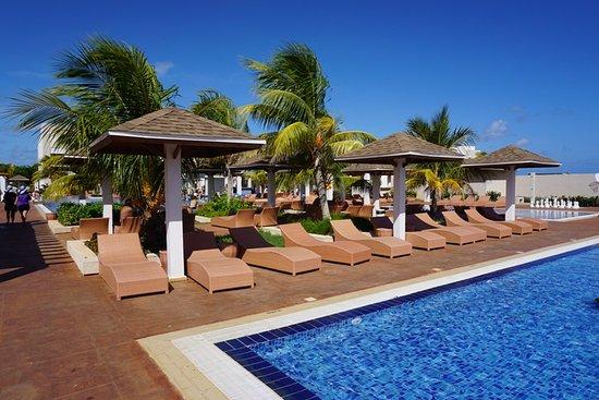 Hôtel  OCEAN CASA DEL MAR – CAYO SANTA MARIA – PLAGE IMPRESSIONNANTE – MER MAGNIFIQUE