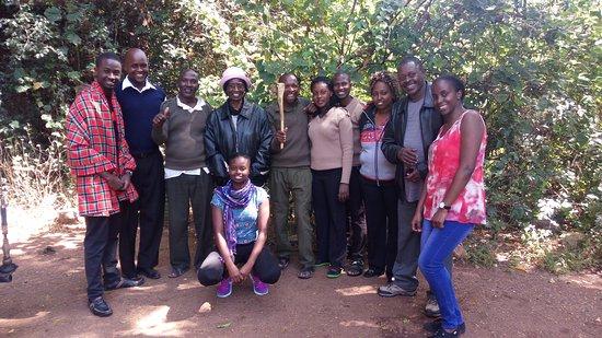 Sekenani Camp: Wonderful staff!
