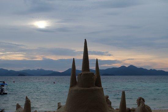 Two Seasons Coron Island Resort & Spa: A very relaxing view