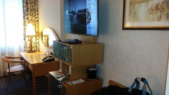 Radisson Blu Hotel, Kyiv: 20161010_113521_large.jpg