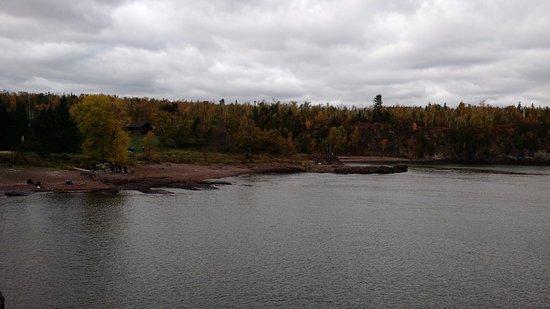 Two Harbors, MN: Gooseberry Falls State Park