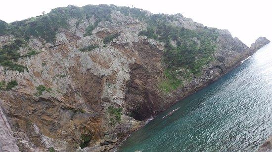 Dokuhama Cliff: 20161015_142039_large.jpg