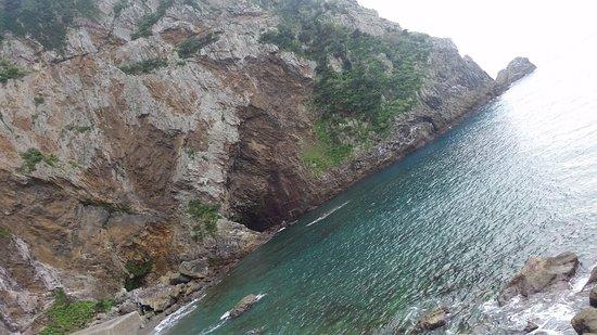 Dokuhama Cliff: 20161015_142102_large.jpg