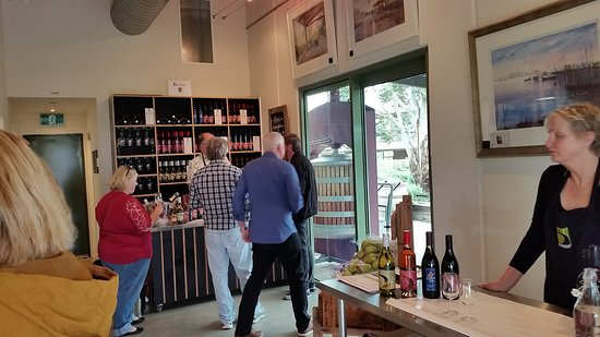 Shaws Road Winery