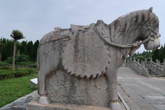 Xuyi County, China: Horse