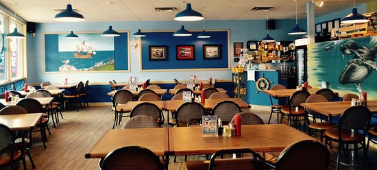 Fort Saskatchewan, Canada: Atlantic Kitchen