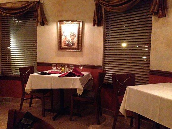 Morrisville, Pensilvania: Cafe Antonio3