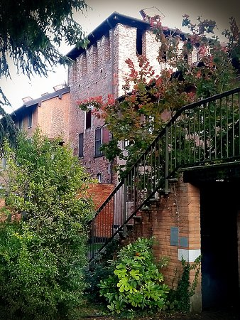 Galliate, Italia: Castello sforzesco