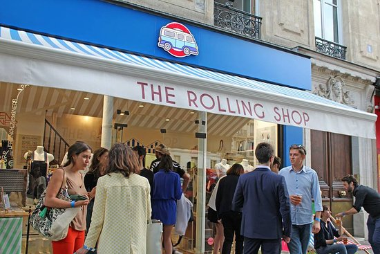 The Rolling Shop