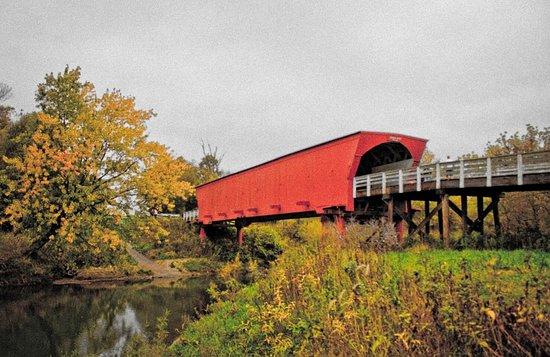 Winterset, IA: Roseman Bridge