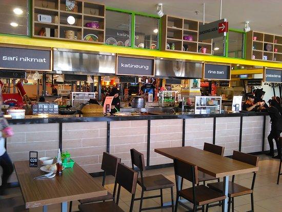 food life at riau junction food life bandung traveller reviews tripadvisor