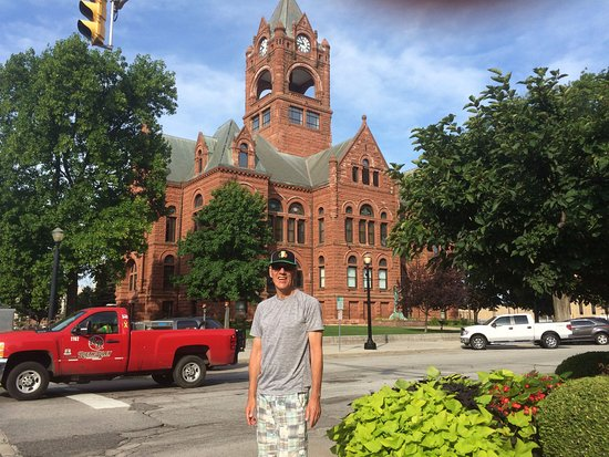 LaPorte Indiana Courthouse: Great Courthouse