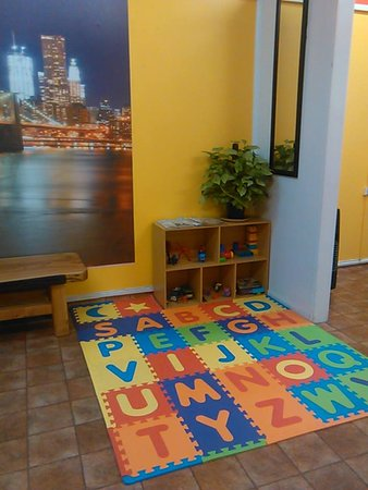 Nelson-Tasman Region, Nueva Zelanda: Kids corner is perfect for our little guest