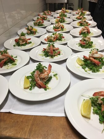 Sunshine Beach, Australia: Our spring wine dinner.