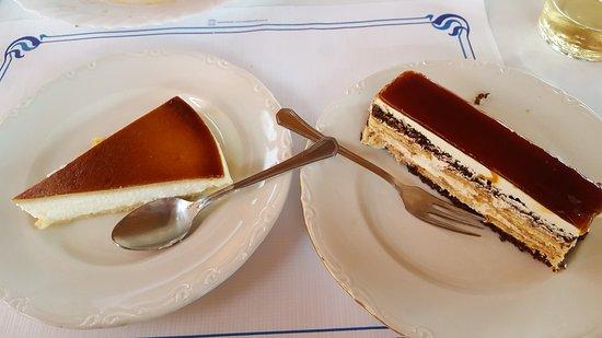Marin, İspanya: Tartas