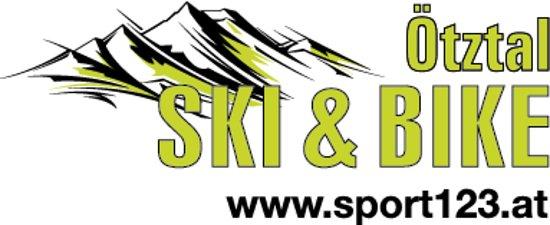 Solden, ออสเตรีย: Logo Ski& Bikeschule Ötztal