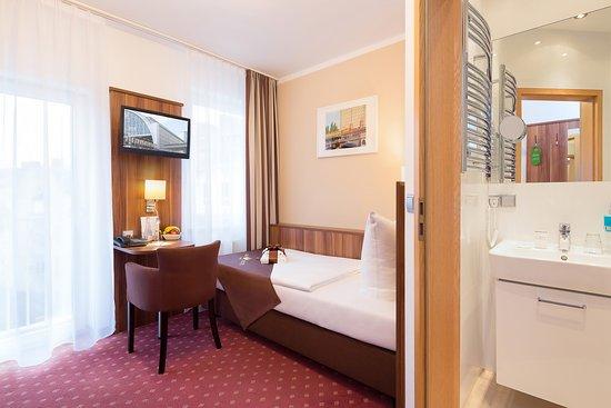 Gold Hotel: Einzelzimmer